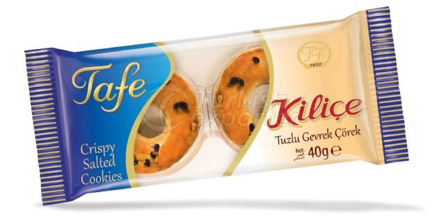 Kilice Crispy Spiced Cookies 40g 244