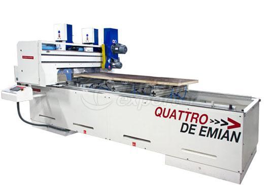 Door Sizing Machine Quattro De Emian