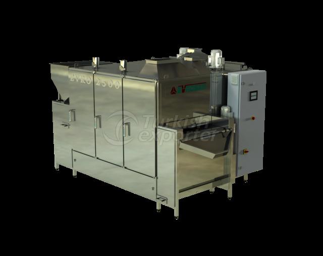 Nut Roasting Machine/ EVRO 2500