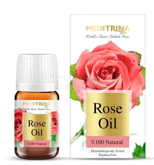 Розовое масло 20 мл