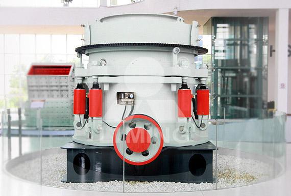 HPT Hydraulic Cone Crusher