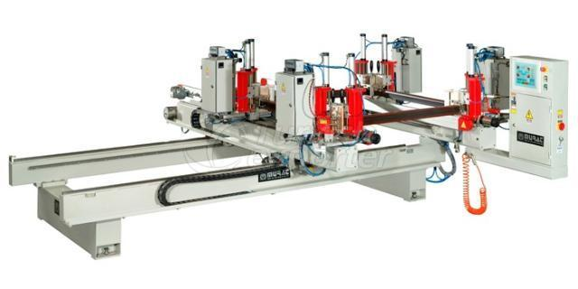 WELDING AND CORNER CLEANING MACHINES- KD 655