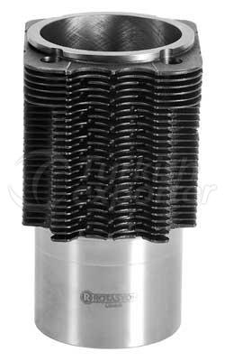Deutz cylinder liner 912 (ø100mm)