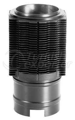 Deutz 614 (ø110mm) قمصان محرك دوتش