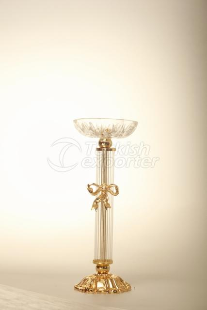 Ribbon Candle Holder 1AU-002