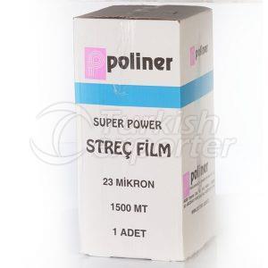 Machine Type Stretch Films