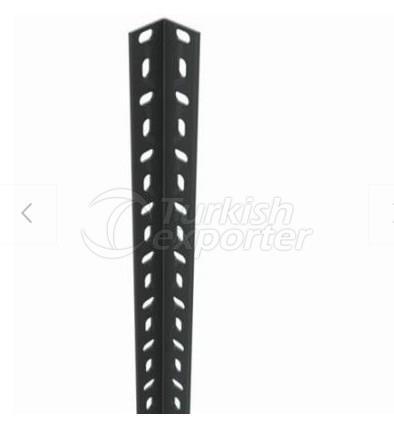 Steel Shelf Pole