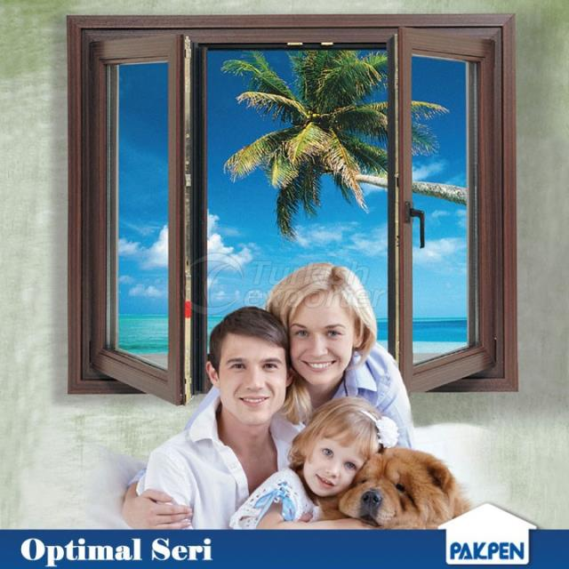 Window SM - Optimal Series