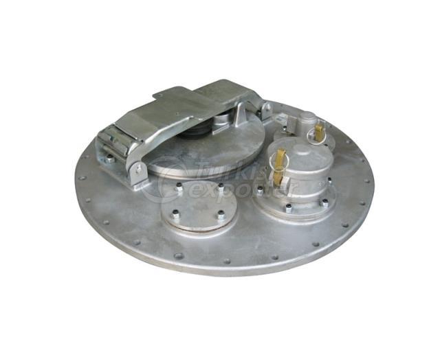 UTE 10001 20 Aluminum Casting Manhole Cover