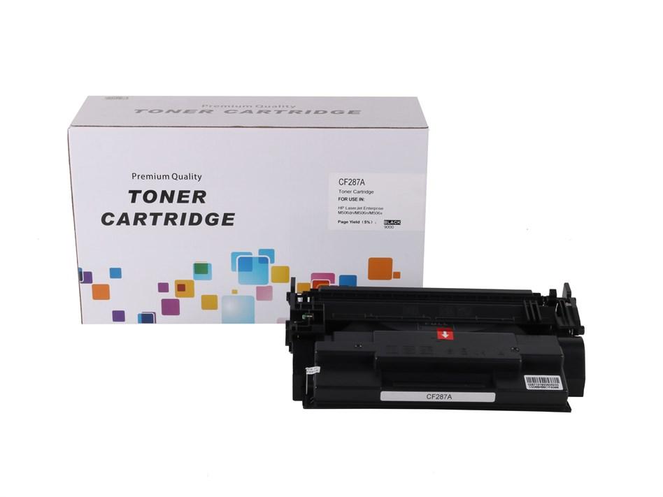 COMPONENT TONER FRAGILE CF287X SIYAH
