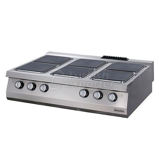 Main Kitchen Equipment Boilings