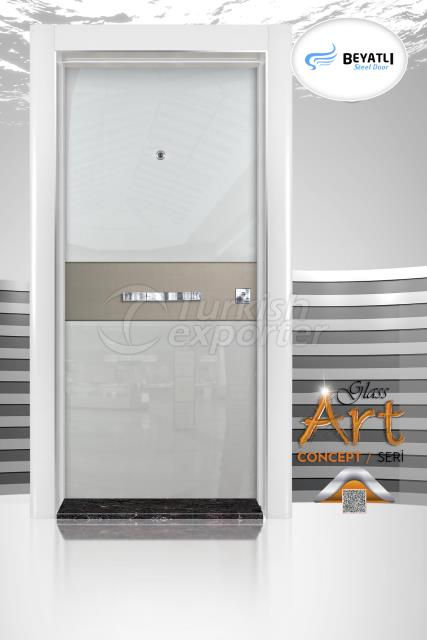 Çelik Kapı - GLH 106