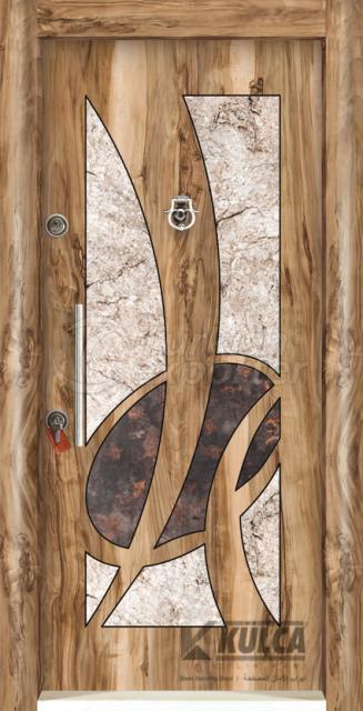 Y-1214 (LAMINATE STEEL DOOR )