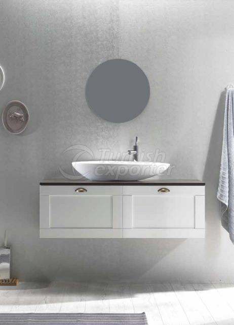 Over Counter Sinks Olive