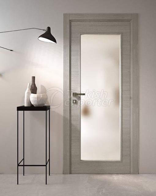 GP601 PVC Doors