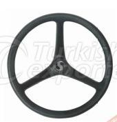 Deutz Tractor Steering Wheel (Thick)