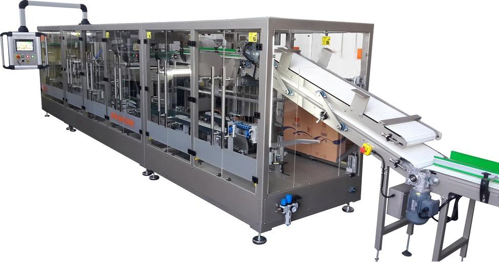 Cartoning Machine - C40