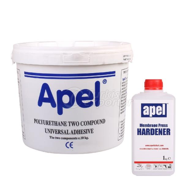 PU Solid Wood Parquet Glue (2K)