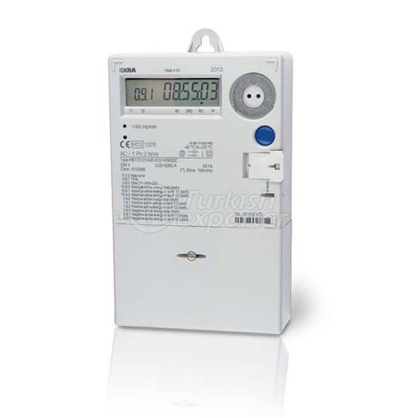 Compteur d'énergie monophasé Iskraemeco ME172