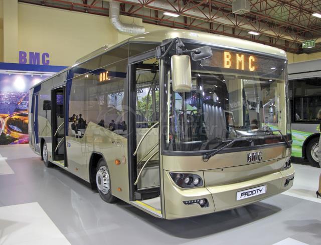 BMC BUS SPARE PARTS