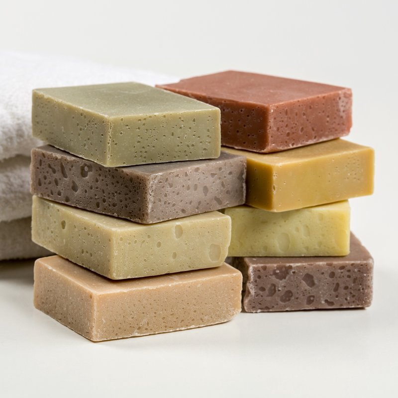 Natural Hand Made Soaps and Other Type Soaps