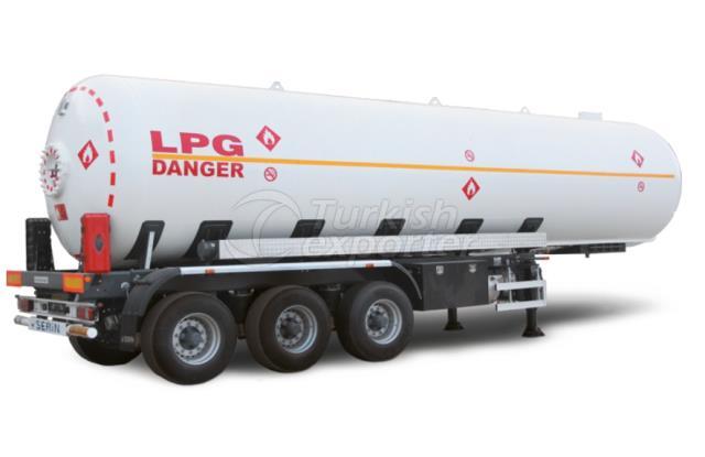 LPG Tanker 45m3