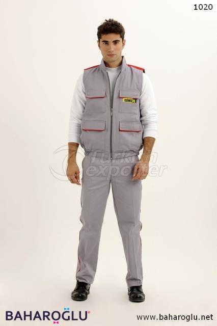 Work Wear 1020