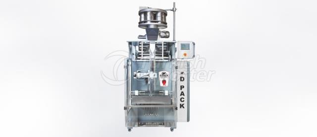 5000-ف الحجمي نظام التعبئة آلة -DMR