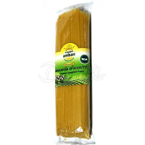 Organic Spaghetti 500 Gr