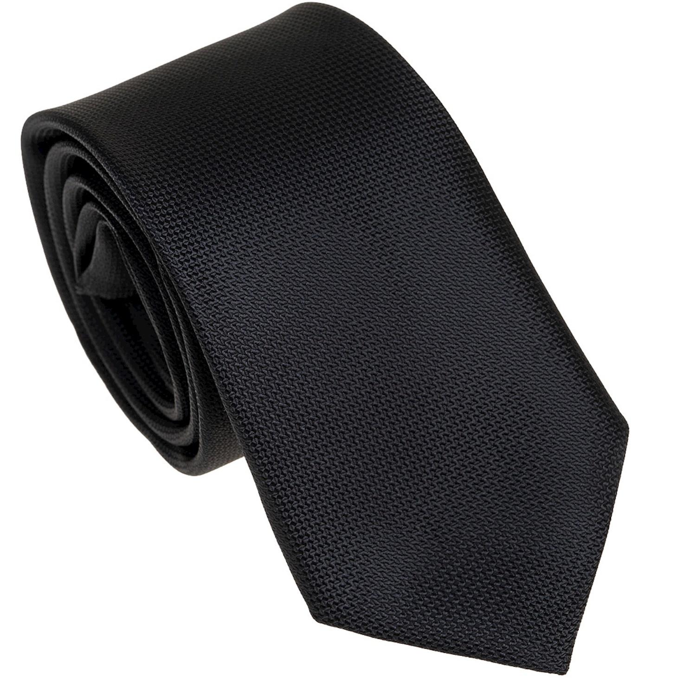 Black Italian Necktie