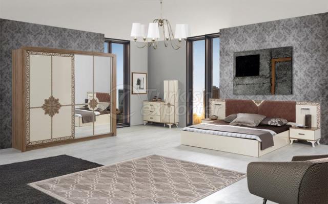 Mobília de quarto Bagdat