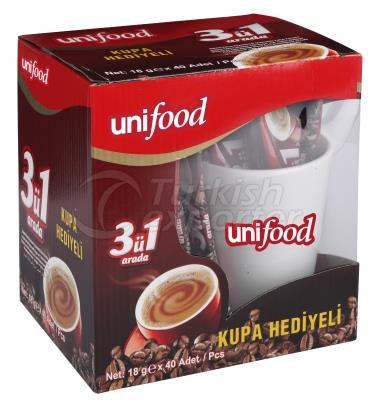 2 in 1 & 3 in 1 COFFEE