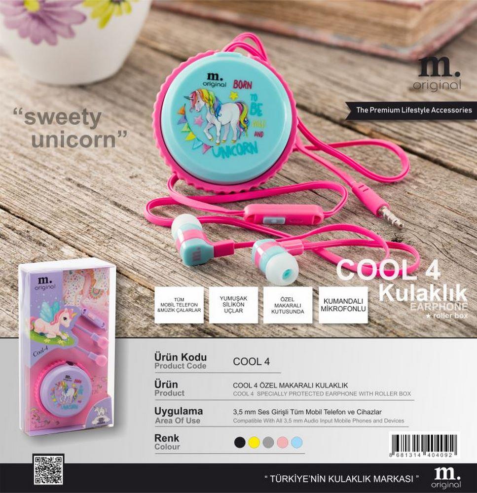 Cool 4 Headphones