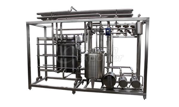 Plate Brine Pasteurizers