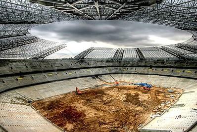 Shakhtar Donetsk Olympic Stadium Project