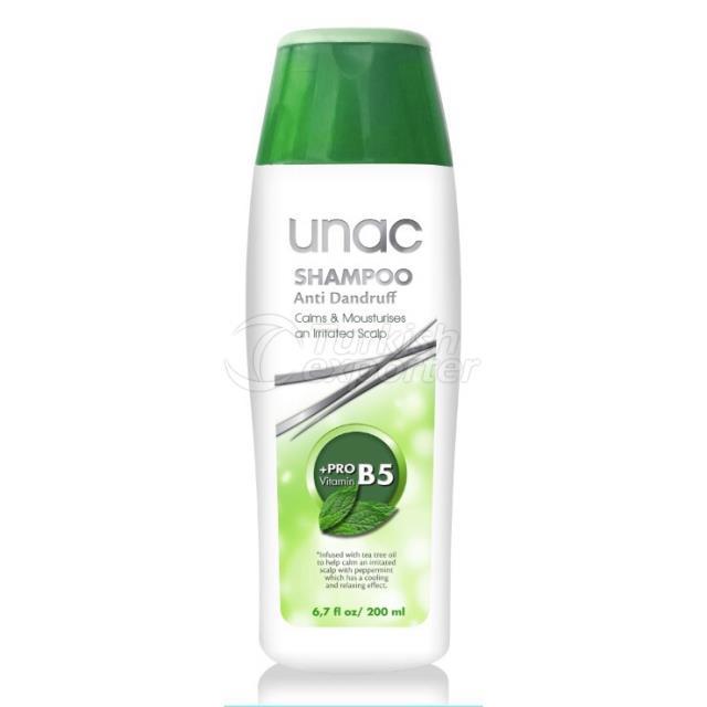 Un4001 - Unac Anti Dandruff Shampoo