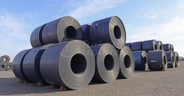 Sıcak Haddelenmiş Yassı Çelik, HRC