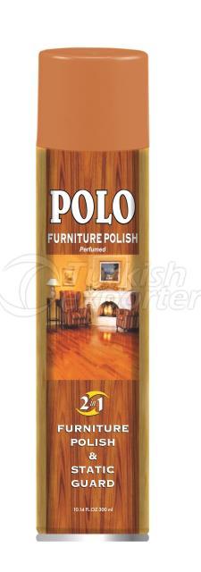 Guarda estática e mobiliário polonês