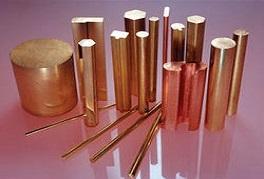 Bronze _Red_ Holed Bars