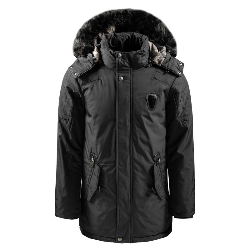 Men's Autum Winter Long Wholesales Coat