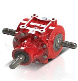 Gearboxes CD350