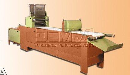 Wafer Cream Drawing Machine F-KMG 120