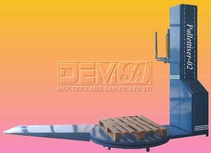 مكينة تغليف الواح بلنايلون F - PSSM 100
