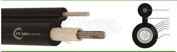 Fiber Optik Kablolar SLT-NMA-SJ-A(M)-(GY25)