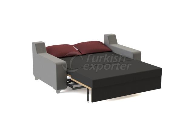 Double Bed Mechanism