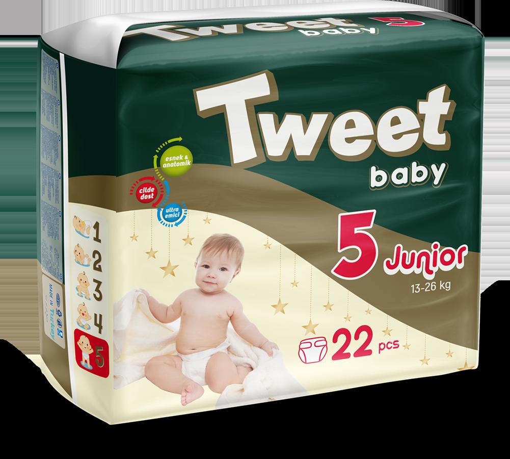 Tweet Baby Junior 22