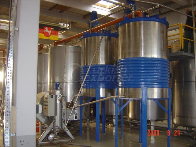 Fabricação de caldeiras de reator