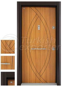 Çelik Kapı E-007