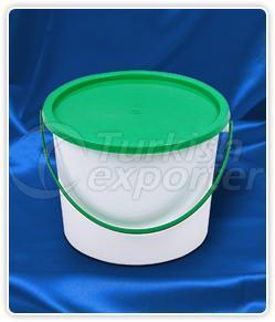 1800 ml. round bucket