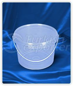 2000 ml. round bucket